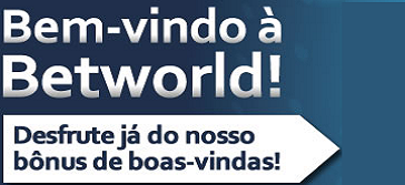 bônus de apostas desportivas betworld