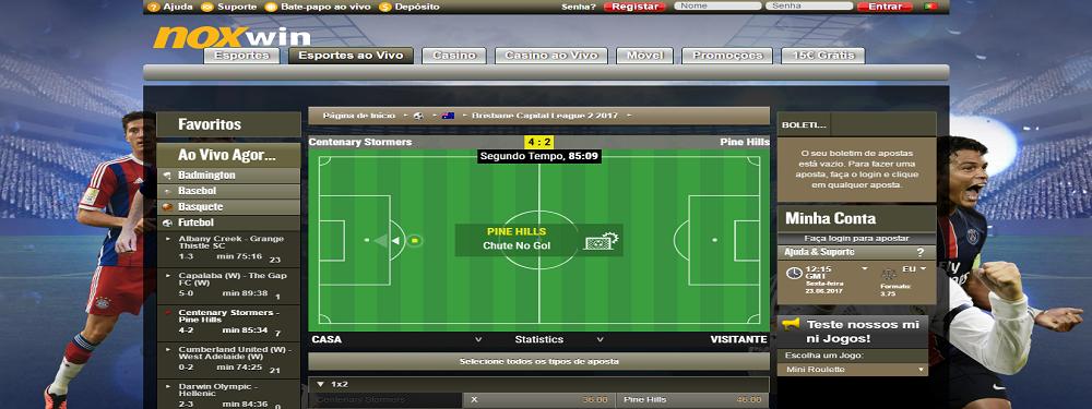 Casa de apostas desportivas online
